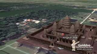 Angkor Wat Cambodia Virtual Tour