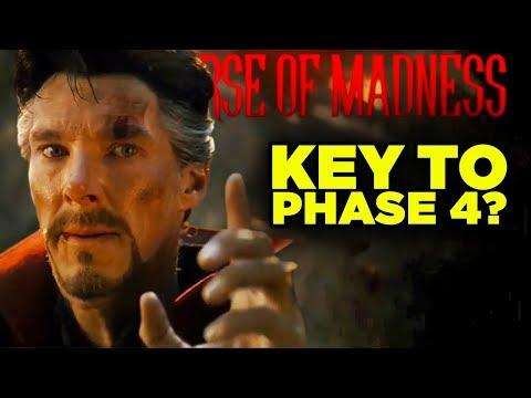 MARVEL PHASE 5 Secret Timeline! Deadpool, New Avengers