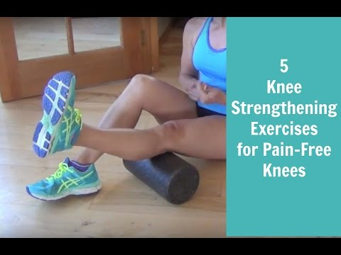 5 Knee Strengthening Exercises to Reduce Pain and Injury Risk