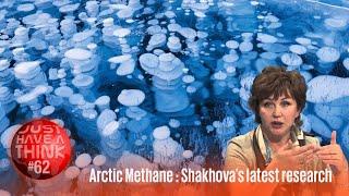 Download Methane: The Arctic's hidden climate threat : Natalia Shakhova's latest paper. Video
