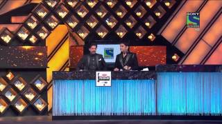 Srk and kapil sharma at 61st Film fare part2