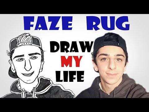 Draw My Life FaZe Rug Download Mp4 Full