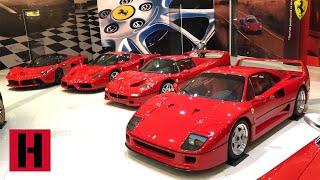 Insane zero mile car collection! The Unprofessionals do Abu Dhabi Part 2