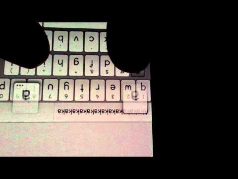 Samsung galaxy S3 mini (typing speed)