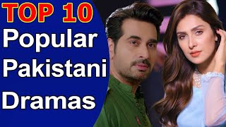 Top 10 Most Popular Best Pakistani Dramas 2020