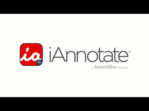 iAnnotate for BlackBerry Dynamics