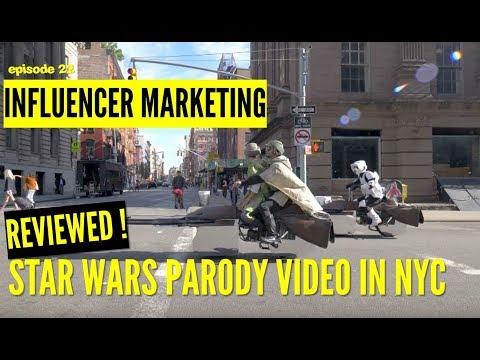 REVIEWED: Casey Neistat's Star Wars Parody Video