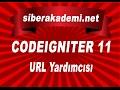 Codeigniter Kullanımı #11 (URL Yardımcısı)