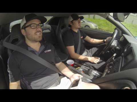 COBB Tuning - Nissan GT-R Optimized Shifting TCM OTS Map