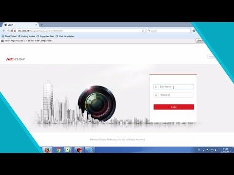 Hik Connect | NETWORK SETUP Hikvision NVR DVR With SADPTool
