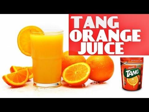 How To Make Tang Juice   Tang Orange Juice Recipe   Iftar Drinks   Ramadan Recipes   Ramadan Special