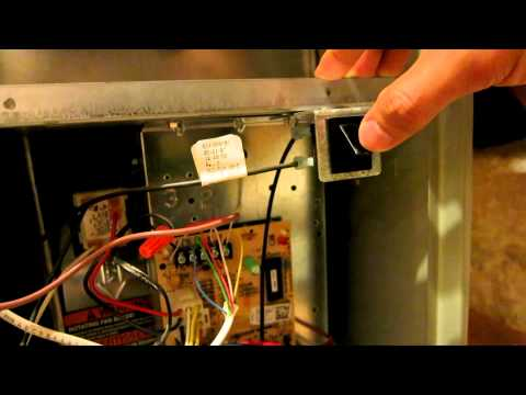 Air Conditioner doesnt blow any air - how to fix AC blower - HVAC control board replacement