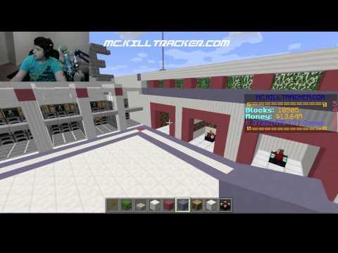 Minecraft - Building a Server [Live Stream]
