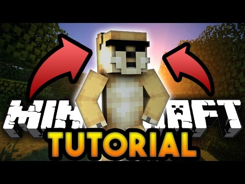 How to Make a Minecraft Thumbnail with Photoshop CC! (2016-Easy) w/ Zydash