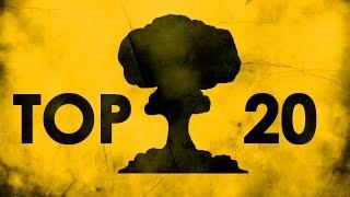 Top 20 | Poszt-apokaliptikus Filmek 1. Rész | Retroshock