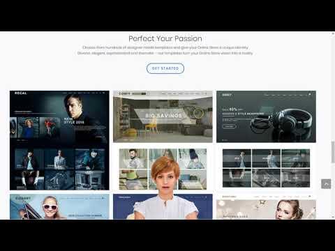 Online Store Builder   Ecommerce Website Builder  Create Online Shop Website