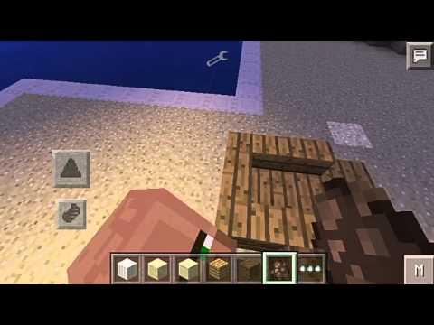 Minecraft PE [Ride A Villager] 0.10.5