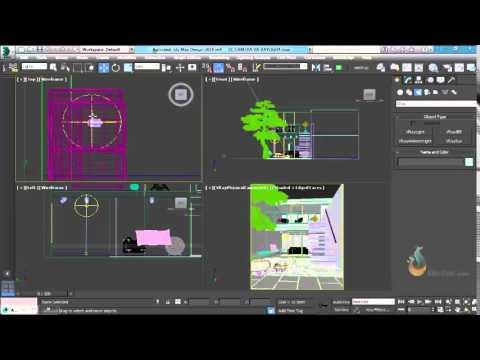 Thực hành 3ds Max - Bài 75 Hoàn thiện vật liệu vải trong 3Dsmax