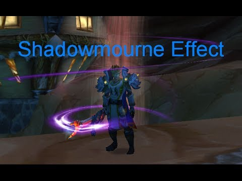 Model Editing: How to get Shadowmourne's Soul Fragment visual effect