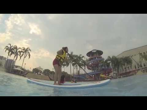 Learn Stand Up Paddle Singapore   SUP With ActiveSG