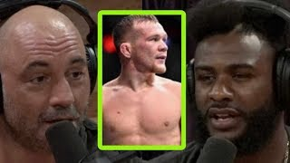 Aljamain Sterling: I'm Not Afraid of Petr Yan! | Joe Rogan