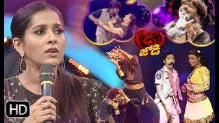 Dhee Jodi Semi Finals   14th August 2019     Full Episode   ETV Telugu