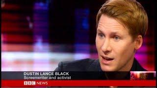 HARDtalk Dustin Lance Black