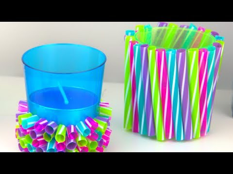 How To Make Something Cool Out Of A Straw