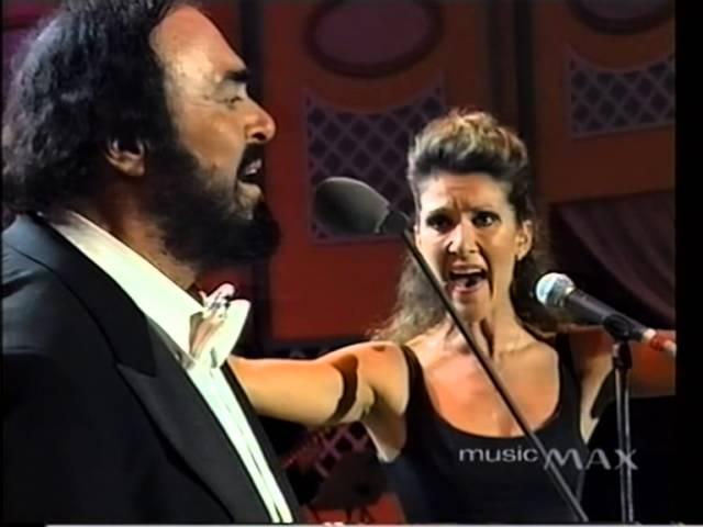 Luciano Pavarotti, Céline Dion, L'Orchestra Filarmonica Di Torino & Marco Boemi - I Hate You Then I Love You