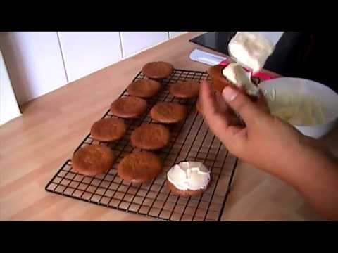 Low Fat Mini Coffee Sponge Drops