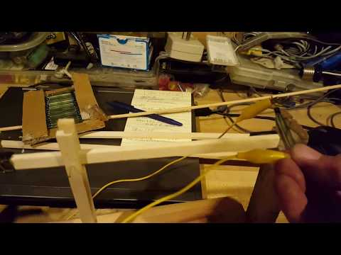 Magnetic Seesaw Motor Project!