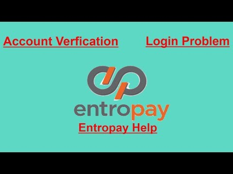 Entropay help || Login , Account Verification , Top Up Problem , Balance withdraw Inquiry