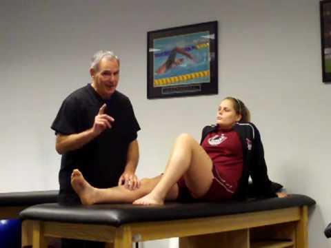 Stress Fractures -- Dr Lee Cohen