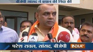 Paresh Rawal Slams Baba Ramdev for His
