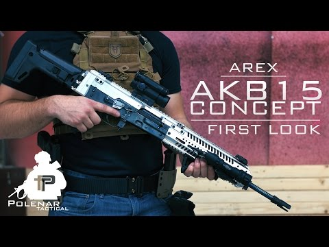 Arex AKB15 | Exclusive First Look