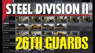 34 44 MB] Download 26TH GUARDS! Steel Division 2 Battlegroup