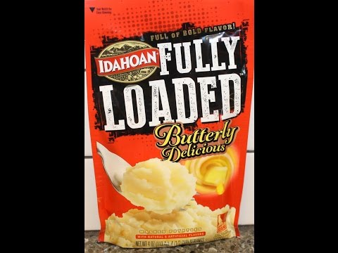 Idahoan Fully Loaded: Butterly Delicious Review