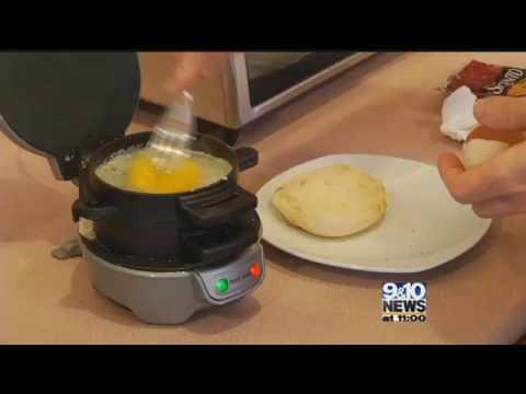 Try Before You Buy Hamilton Beach Breakfast Sandwich Maker