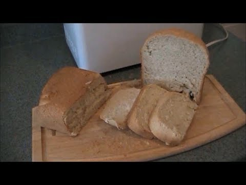Basic White Bread Using Your Bread Machine