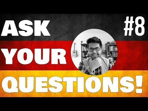 🔴 📹 Ask Your Questions #8