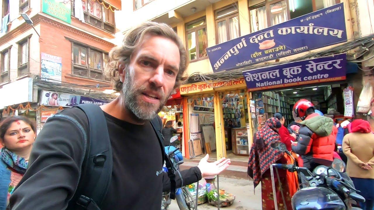Exploring Crazy, Beautiful Kathmandu & Nepal Travel Tips