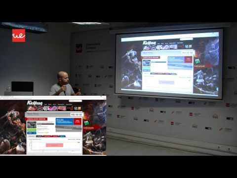 How to Fund Your Game, Ricardo Cesteiro (2017-05-24 19:00)