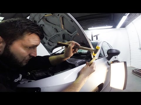 Project GTI: Paintless Dent Removal