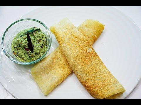 Instant Oats and Rawa Dosa/Breakfast Recipe