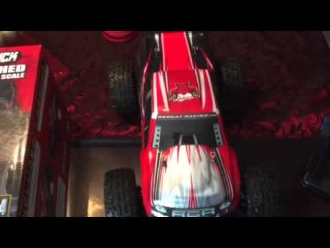 Redcat Racing Epx Electric Monster Truck - Unboxing and Review