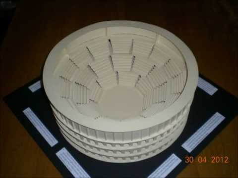Model of the Colosseum
