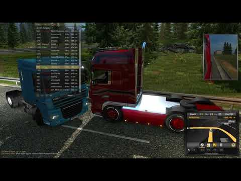 TruckersMP Report: cheaterSK