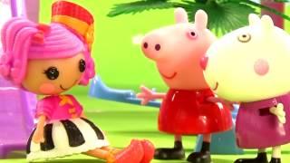 Свинка пеппа мультфильм играем вместе новое