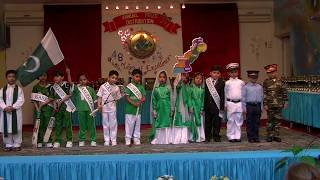 Shukriya Pakistan, 48th Annual Day 2014-15, Pakistan International School Al Khobar, M. Hunain