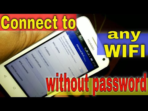how to connect wifi without password (wps button)